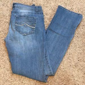 Mudd Straight Leg Jeans